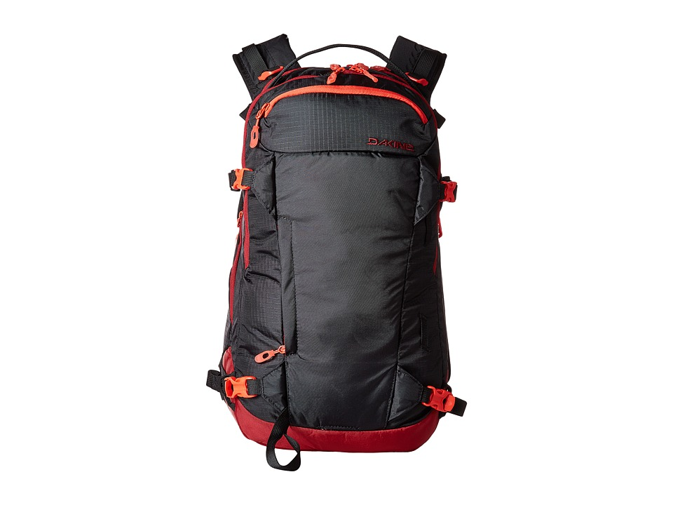 Dakine - Heli Pro II Backpack 28L (Black) Backpack Bags