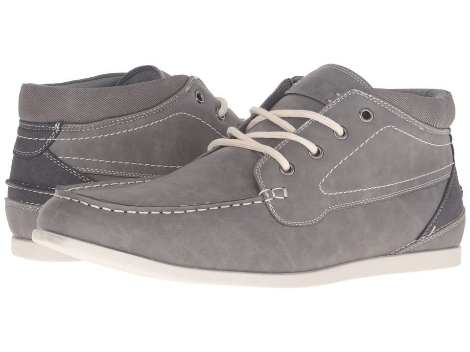 Steve Madden - Gard (Grey) Men's Shoes