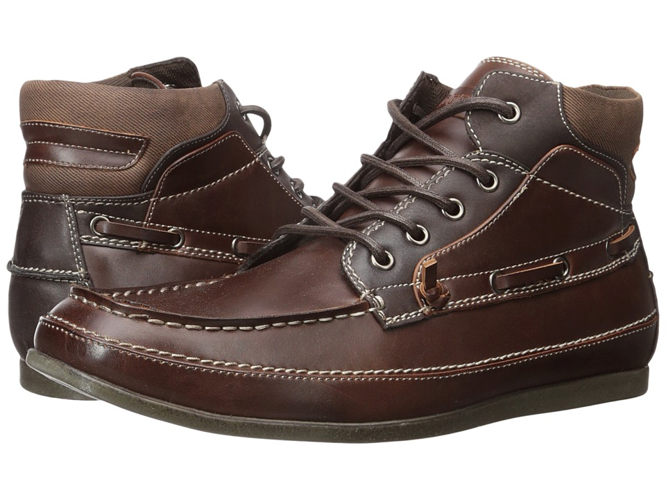 Steve Madden Grifin (Dark Brown) Men