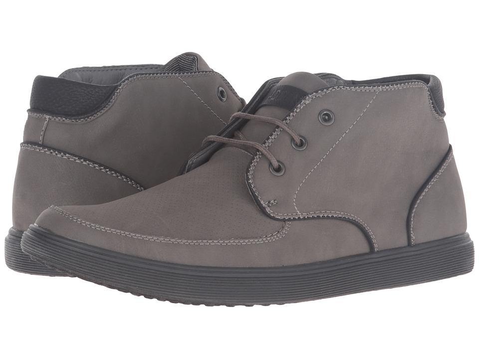 Steve Madden - Rush (Dark Grey) Men's Shoes