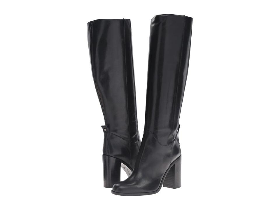 Kate Spade New York - Baina (Black Macchiato Calf) Women's Shoes