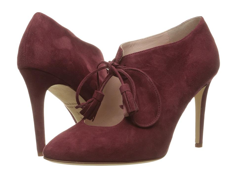 Kate Spade New York - Davie (Red Chestnut Kid Suede) High Heels
