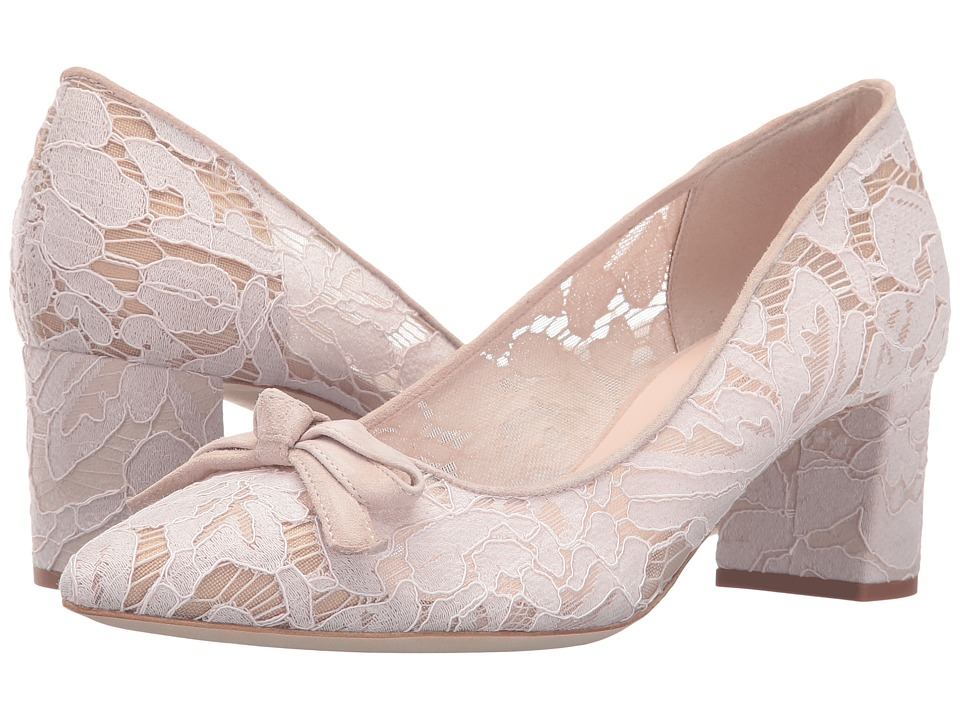 Kate Spade New York - Madelaine Too (Blush Lace/Kid Suede) Women's Shoes