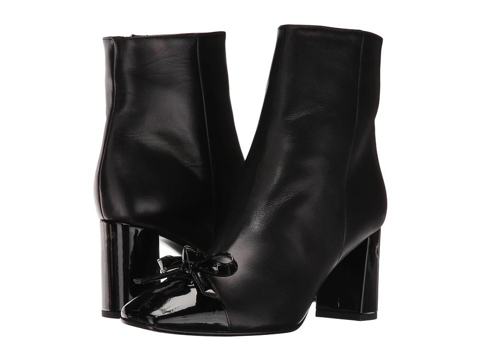 Kate Spade New York - Odelia (Black Nappa/Patent) Women's Shoes