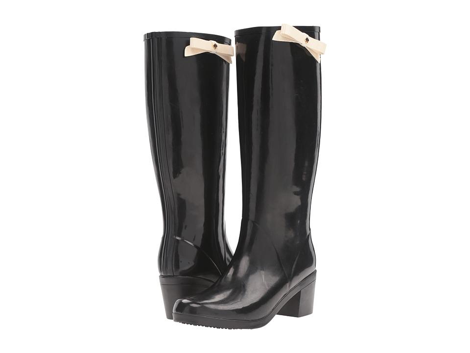 Kate Spade New York - Raylan (Black/Cream Rubber) Women's Shoes