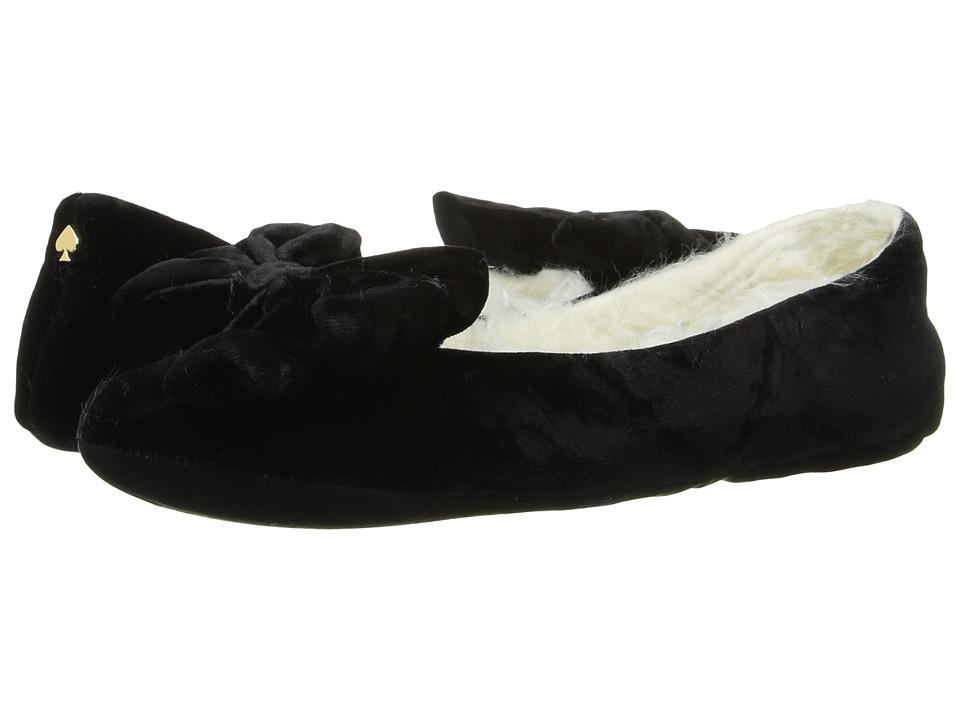 Kate Spade New York - Scarlett (Black Star Velvet) Women's Shoes