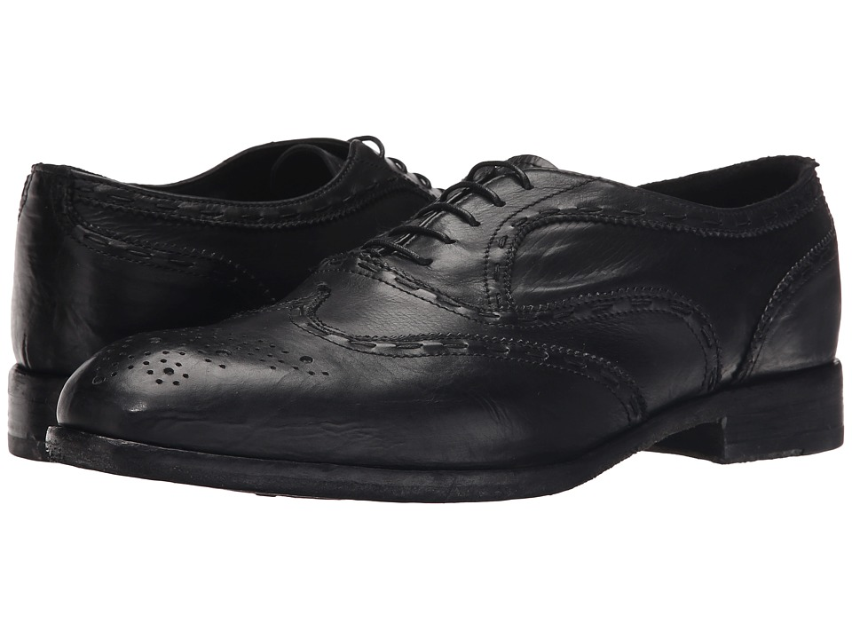 Kenneth Cole New York - High Society (Black Leather) Men's Shoes