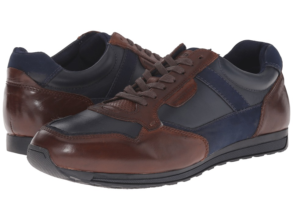 Kenneth Cole New York - Can't Miss It (Navy/Bordo) Men's Shoes