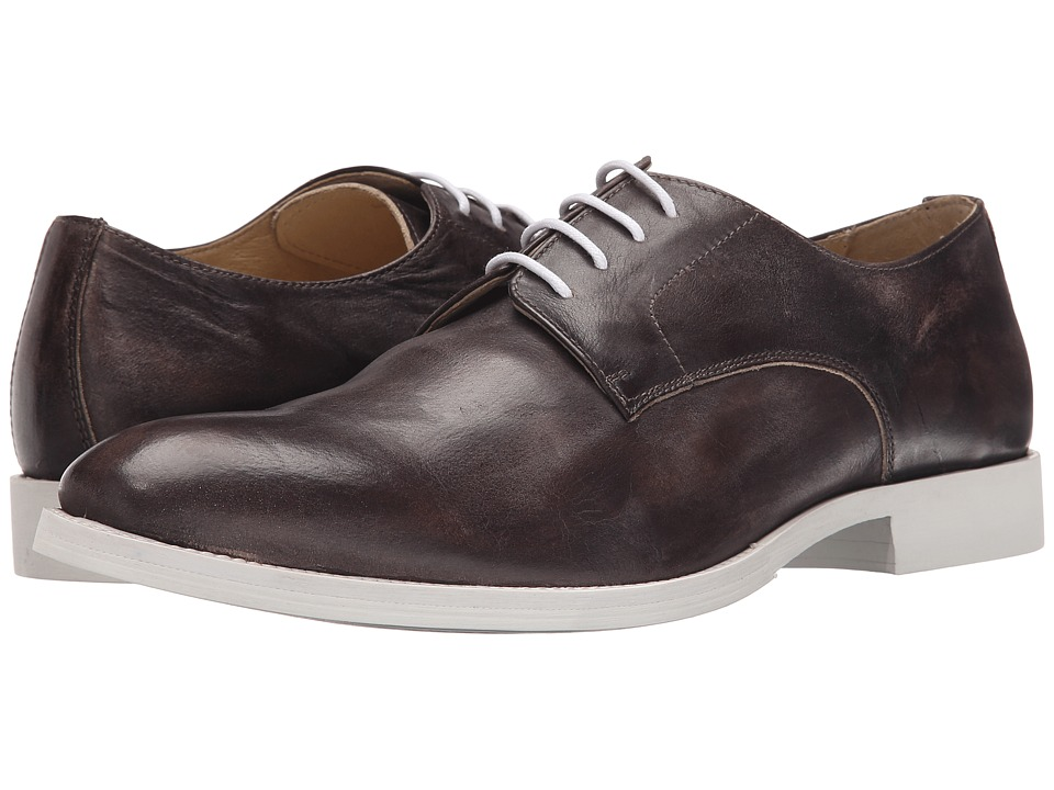 Kenneth Cole New York - Across The Room (Brown Leather) Men's Shoes
