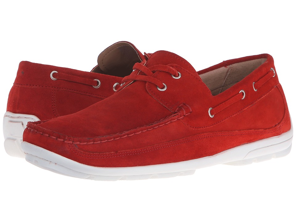 Kenneth Cole New York - On The List (Red) Men's Shoes