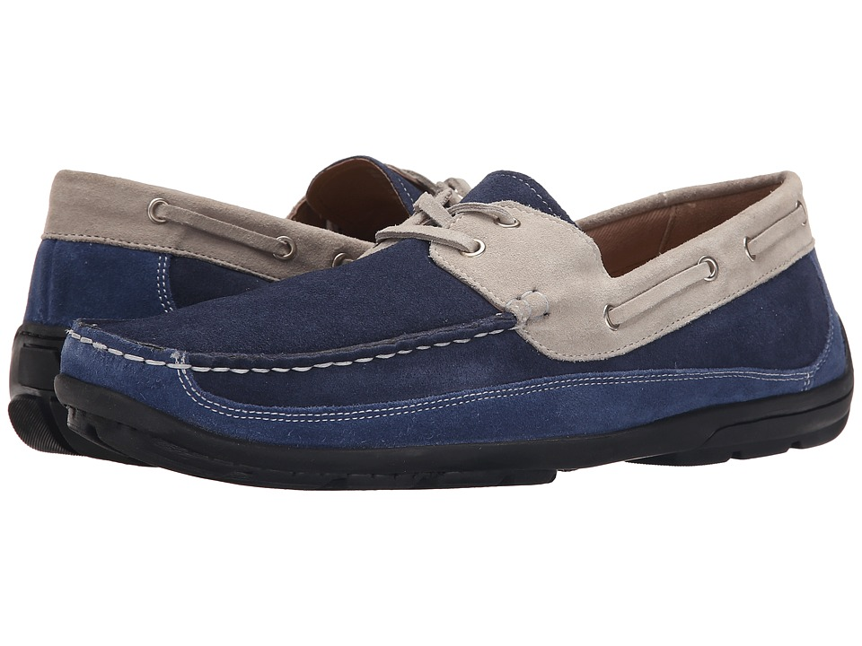 Kenneth Cole New York - On The List (Navy Combo) Men's Shoes