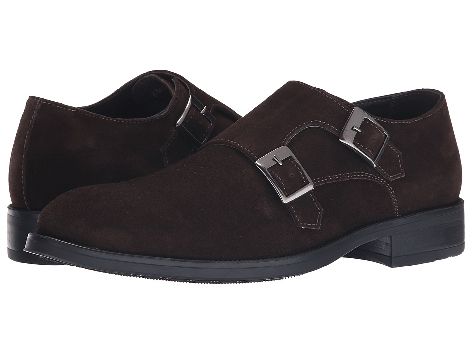 Kenneth Cole New York - What He Said (Chocolate) Men's Shoes