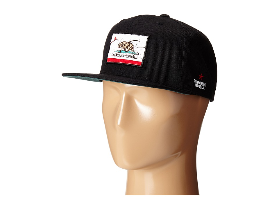 Billabong - Native Snapback Hat (California) Caps