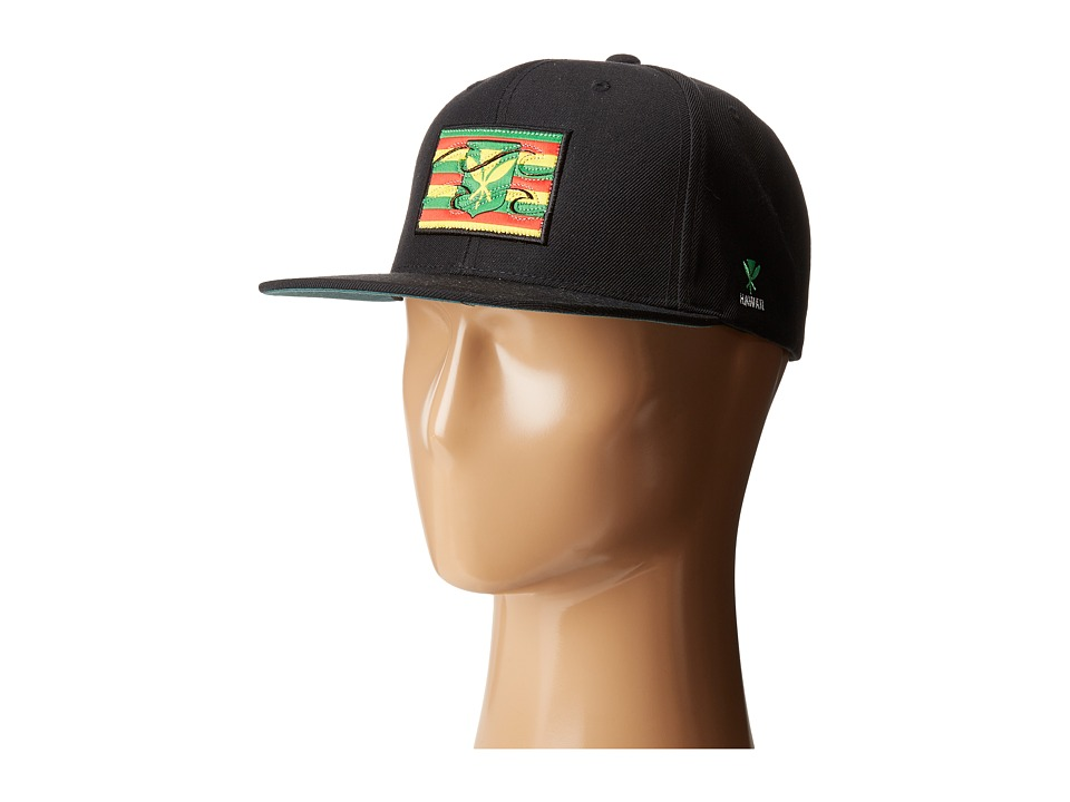 Billabong - Native Snapback Hat (Hawaii) Caps