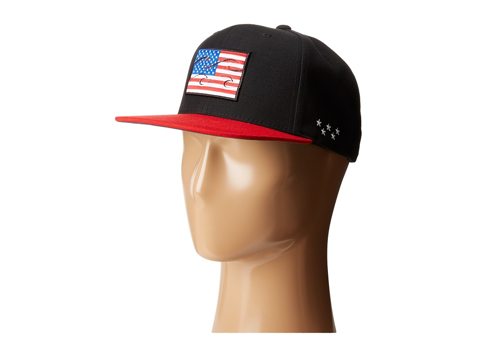 Billabong - Native Snapback Hat (USA) Caps