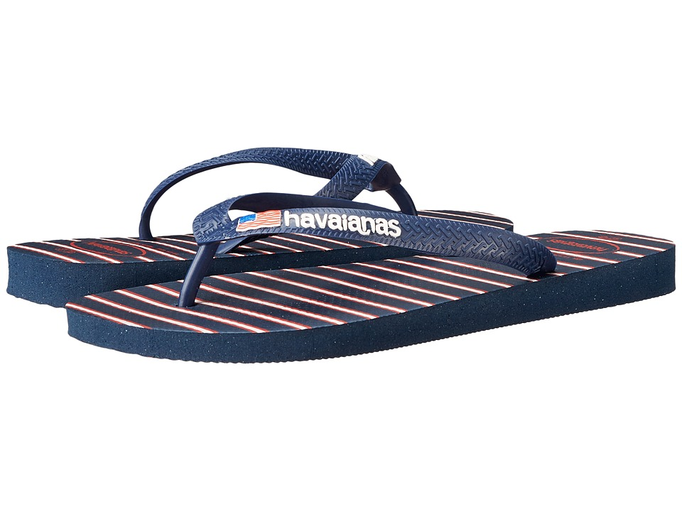 Havaianas Top Americana Sandal (Navy) Men