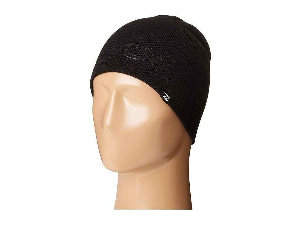 Billabong - Stan Beanie (Black) Beanies