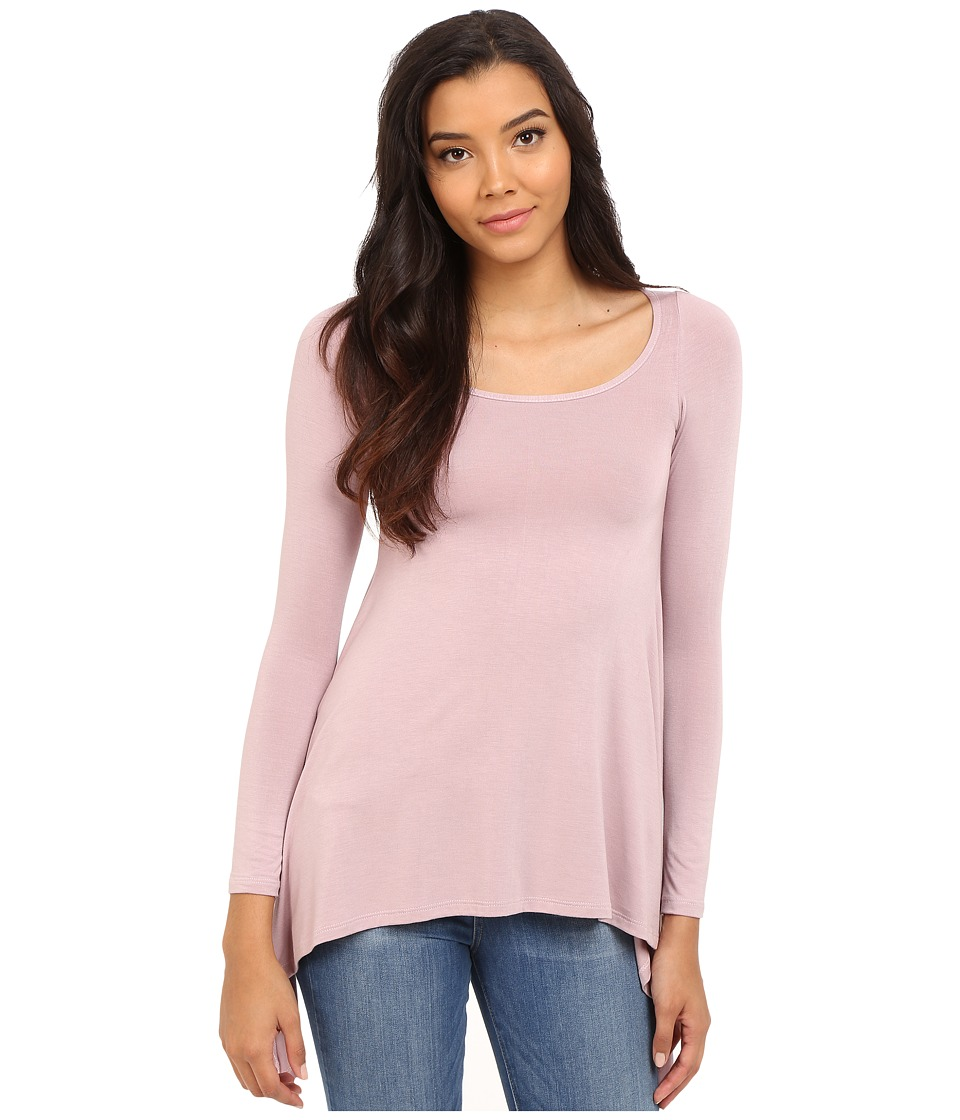 Culture Phit - Julie Tunic (Dusty Rose) Women's T Shirt