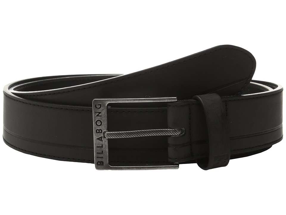 Billabong - Scheme Belt (Black 1) Men's Belts