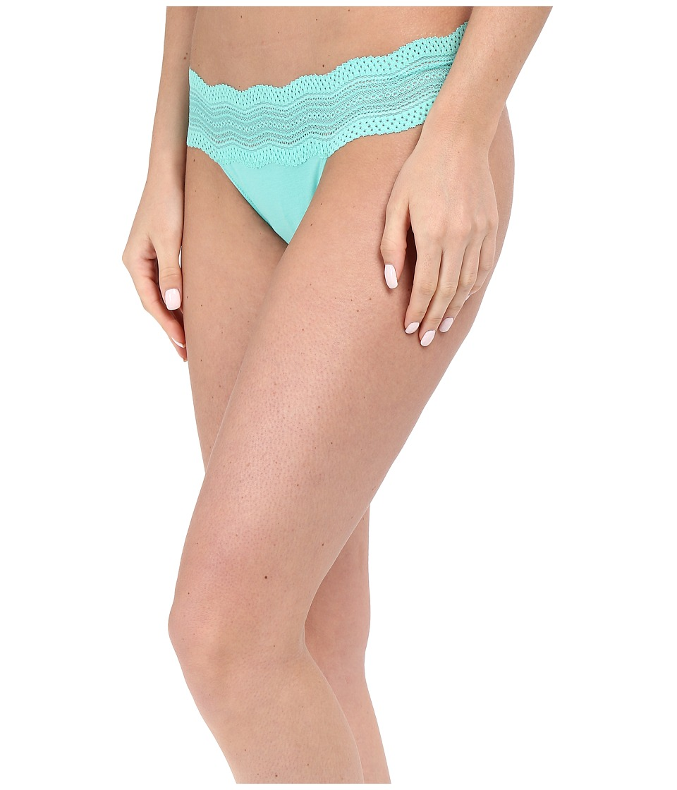 Cosabella - Dolce Lowrider Thong (Mint) Women's Underwear