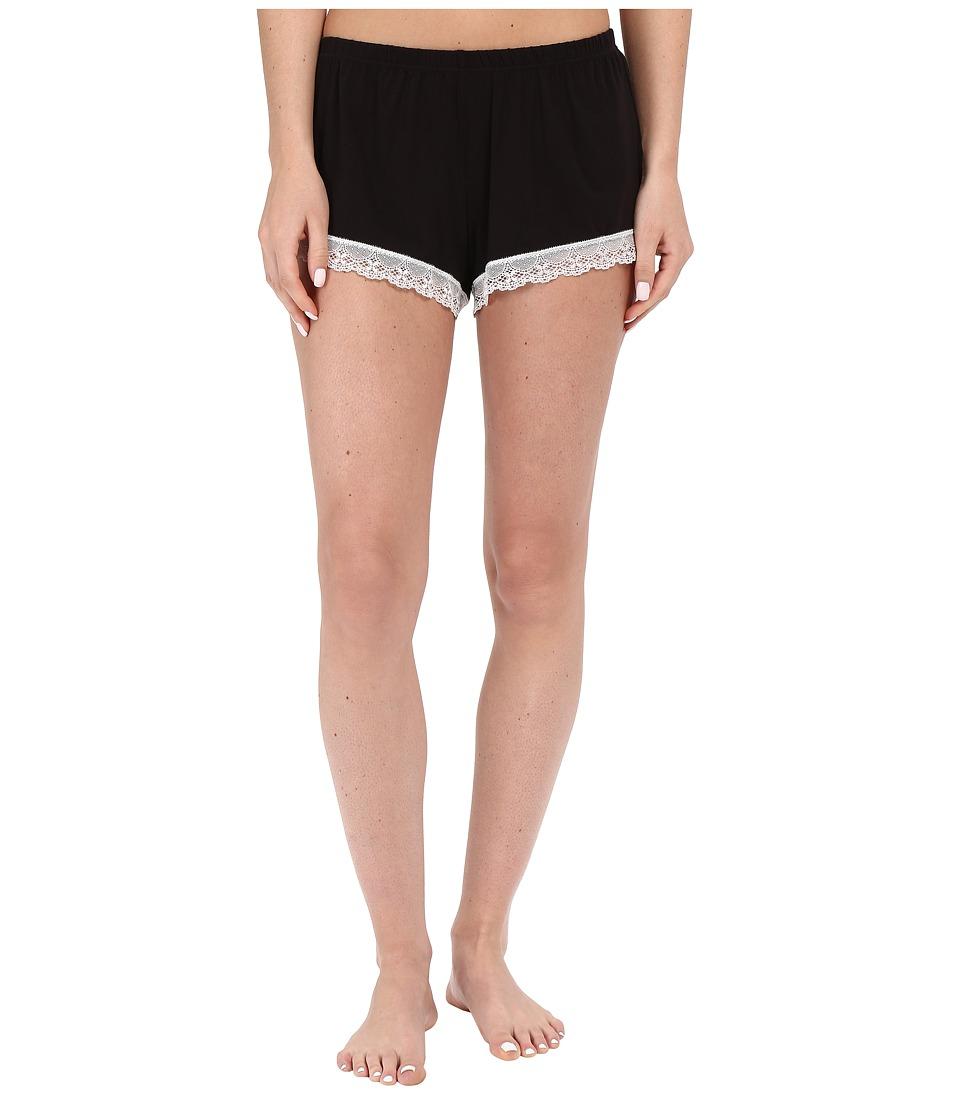 Cosabella - Majestic Boxer (Black/White) Women's Pajama