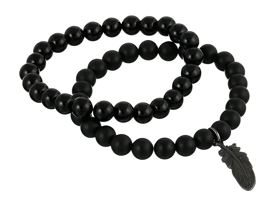 Dee Berkley - Flight Bracelet (Black) Bracelet