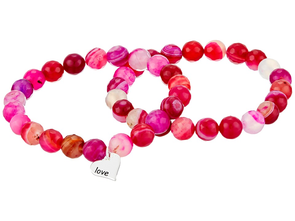Dee Berkley - Sweethearts Bracelet (Pink) Bracelet