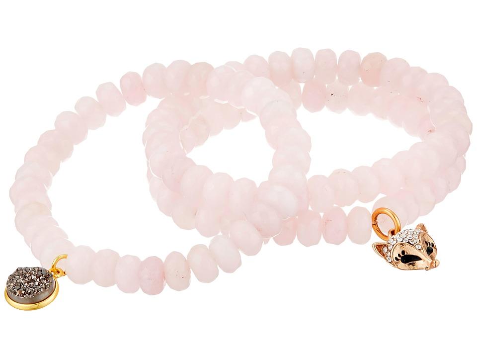Dee Berkley - Kisses Bracelet (Pink) Bracelet