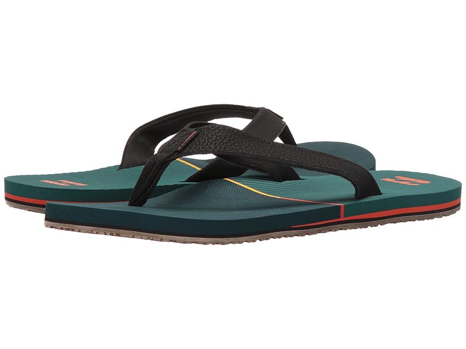 Billabong - Pivot Sandal (Navy 1) Men's Sandals