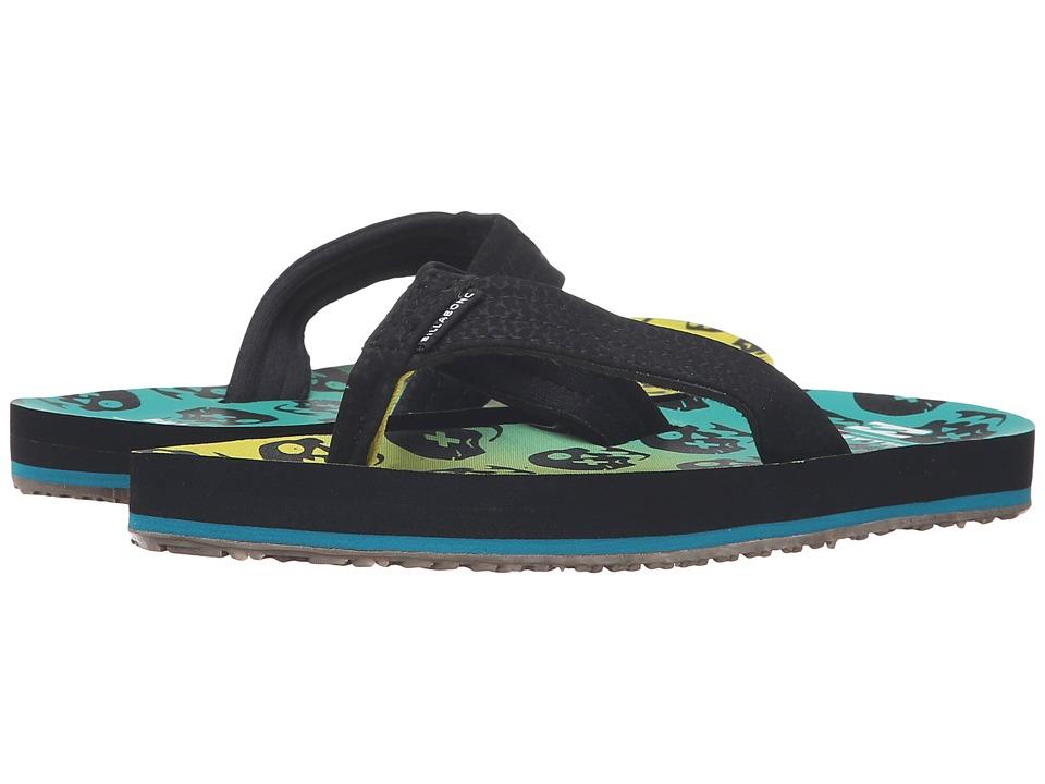 Billabong - Stoked Sandal (Toddler/Little Kid) (Lime) Men's Sandals
