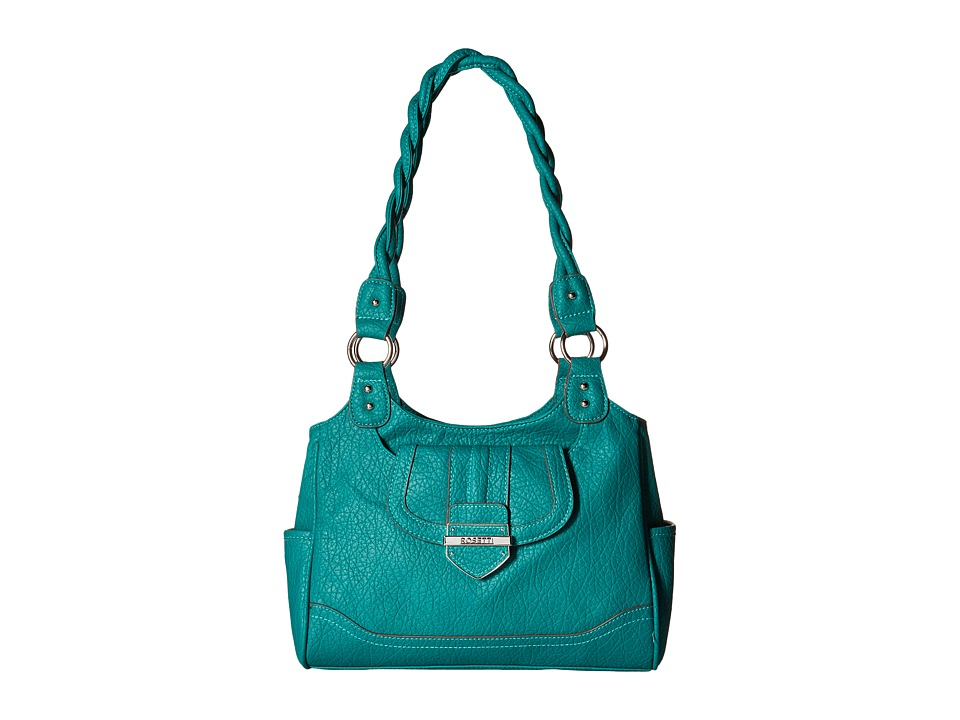 Rosetti - Throwback 4 Poster (Eucalyptus) Handbags