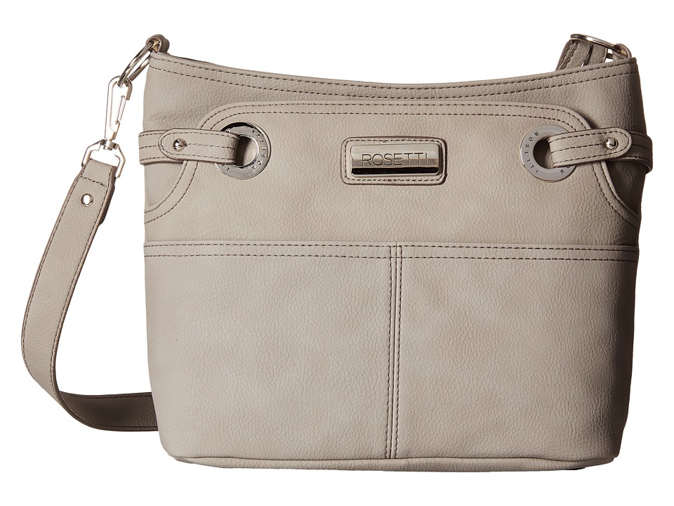 Rosetti - Playing For Keeps Convertible (Husky Grey) Handbags
