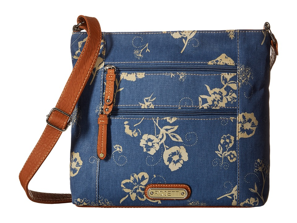 Rosetti - Park Place Large Crossbody (Denim Dream) Cross Body Handbags