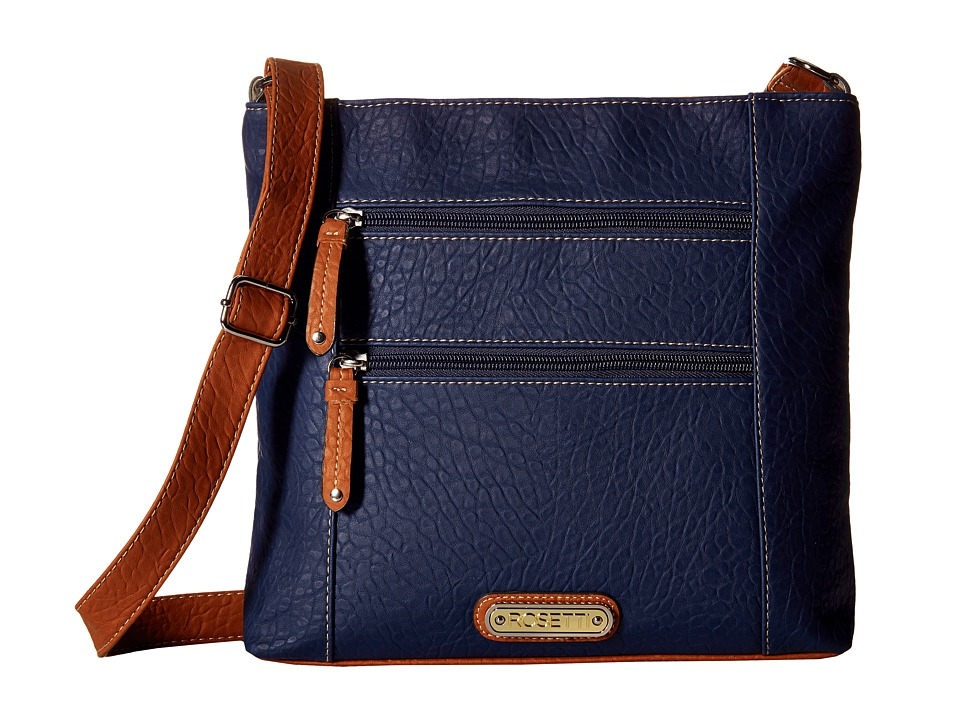 Rosetti - Park Place Large Crossbody (Pacific Navy) Cross Body Handbags