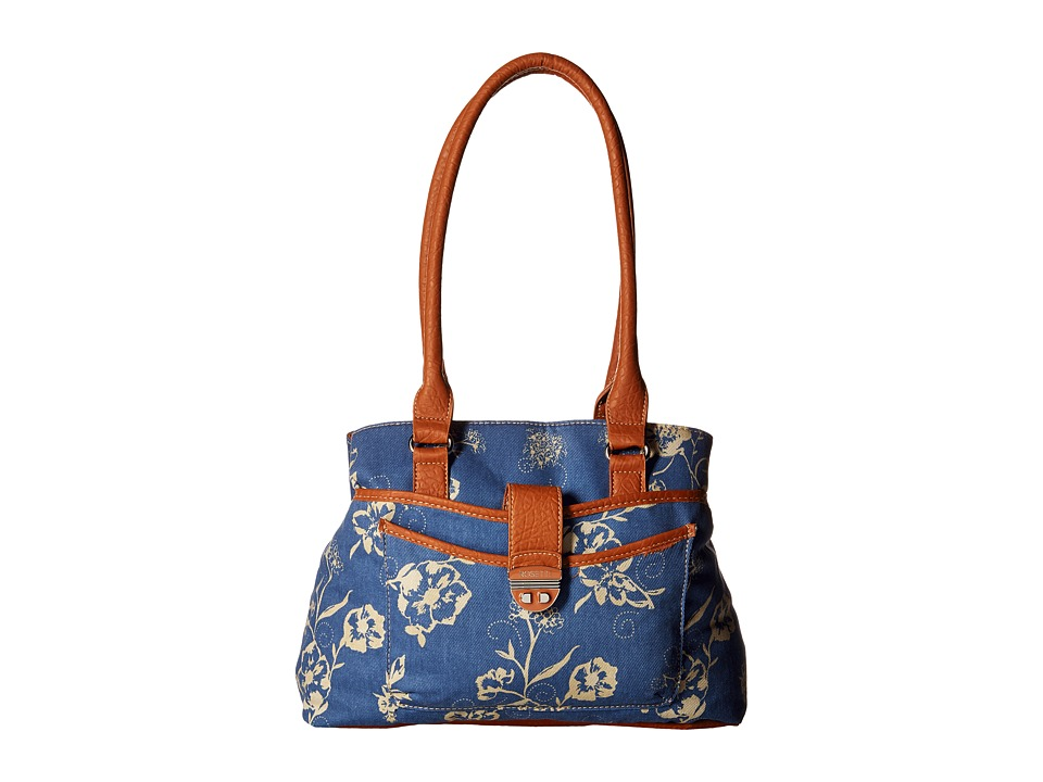 Rosetti - Park Place Shopper (Denim Dream) Tote Handbags