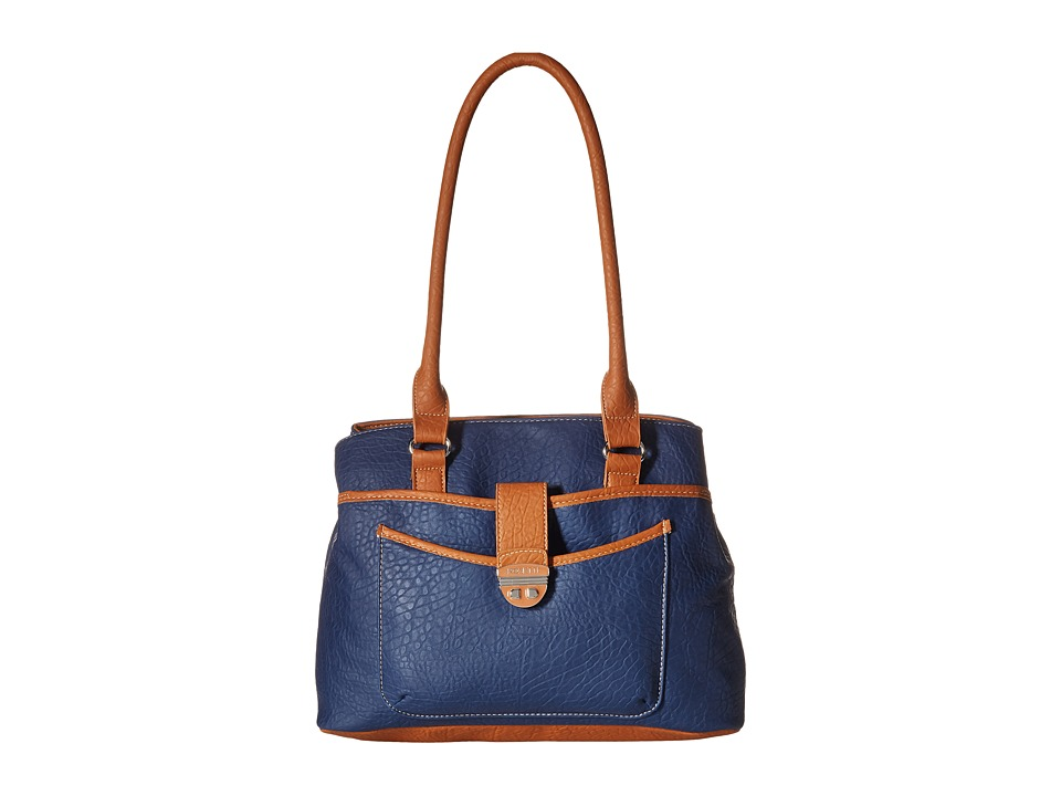 Rosetti - Park Place Shopper (Pacific Navy) Tote Handbags
