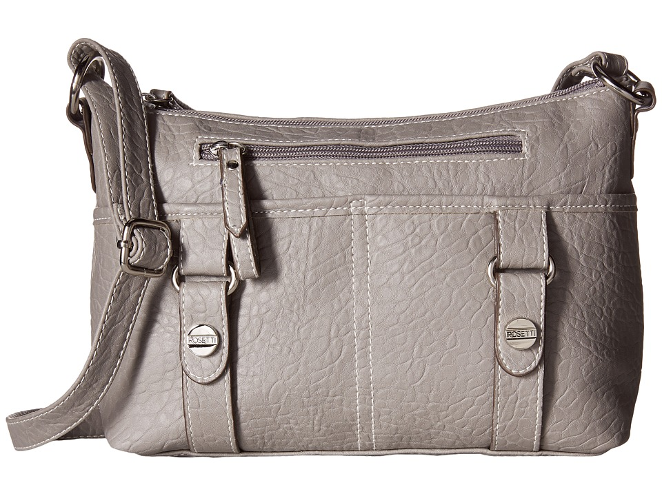 Rosetti - Mindy Mini Crossbody (Husky Grey) Cross Body Handbags