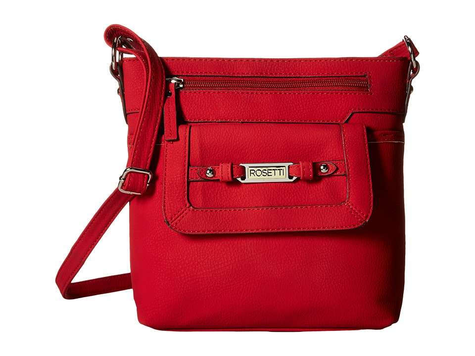 Rosetti - Dolores Mini Crossbody (Red Wagon) Cross Body Handbags