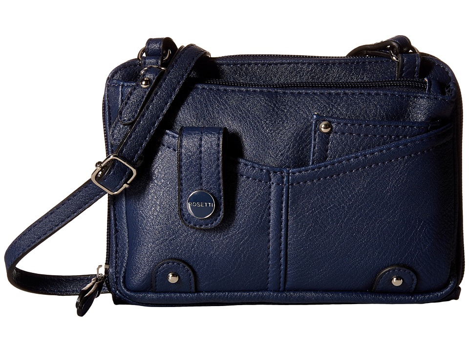 Rosetti - Mandy Mini Crossbody (Pacific Navy) Cross Body Handbags