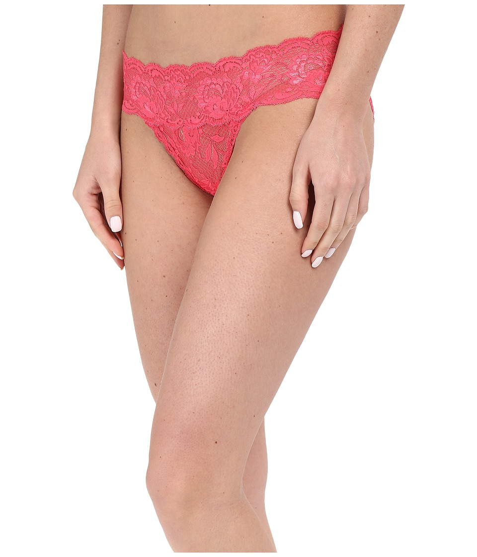 Cosabella - Never Say Never Tootsie Lowrider Bikini (Paradise Pink) Women's Underwear