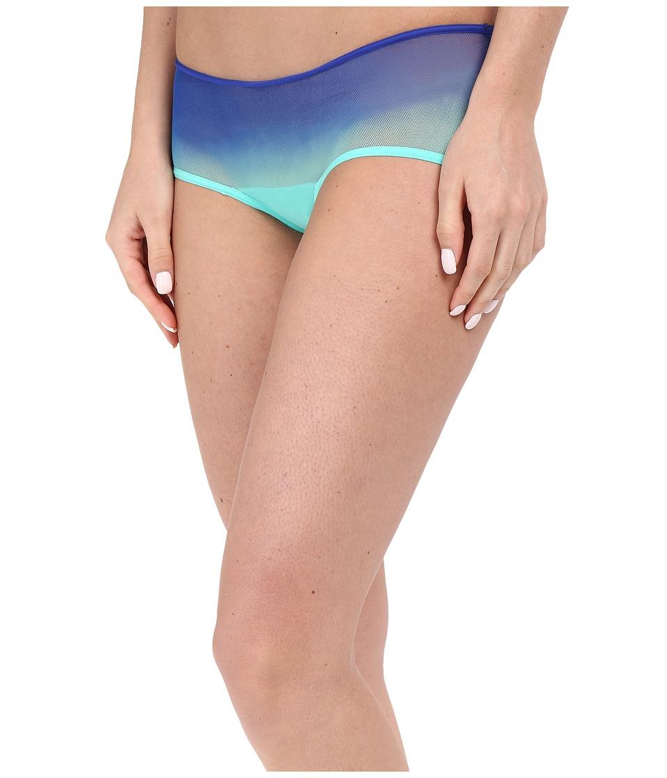 Cosabella - Soire Ombre Boyleg (Ultra Blue/Mint) Women's Underwear