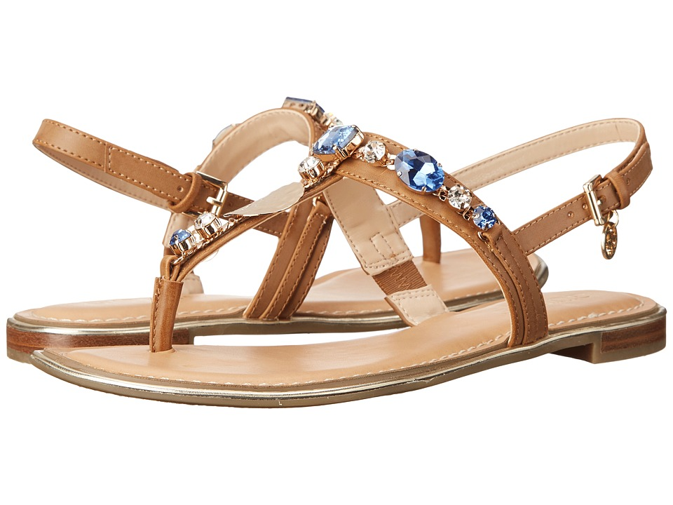 GUESS - Reecy (Tan) Women's Sandals