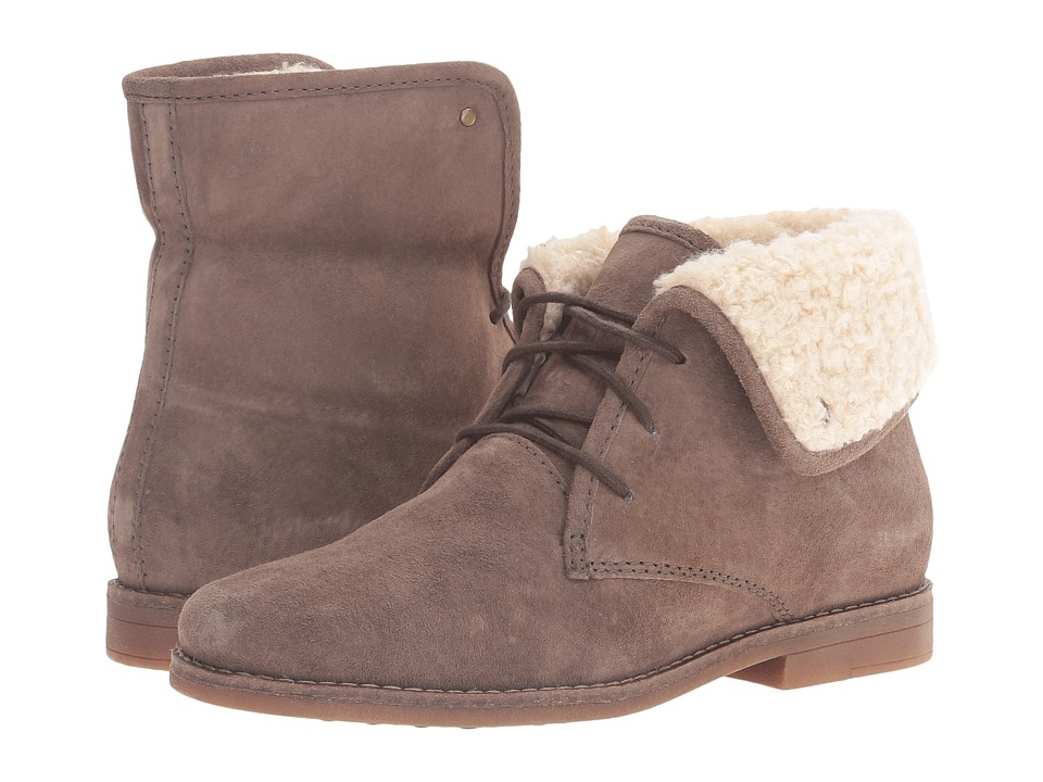 Hush Puppies Marthe Cayto (Gunsmoke Suede) Women