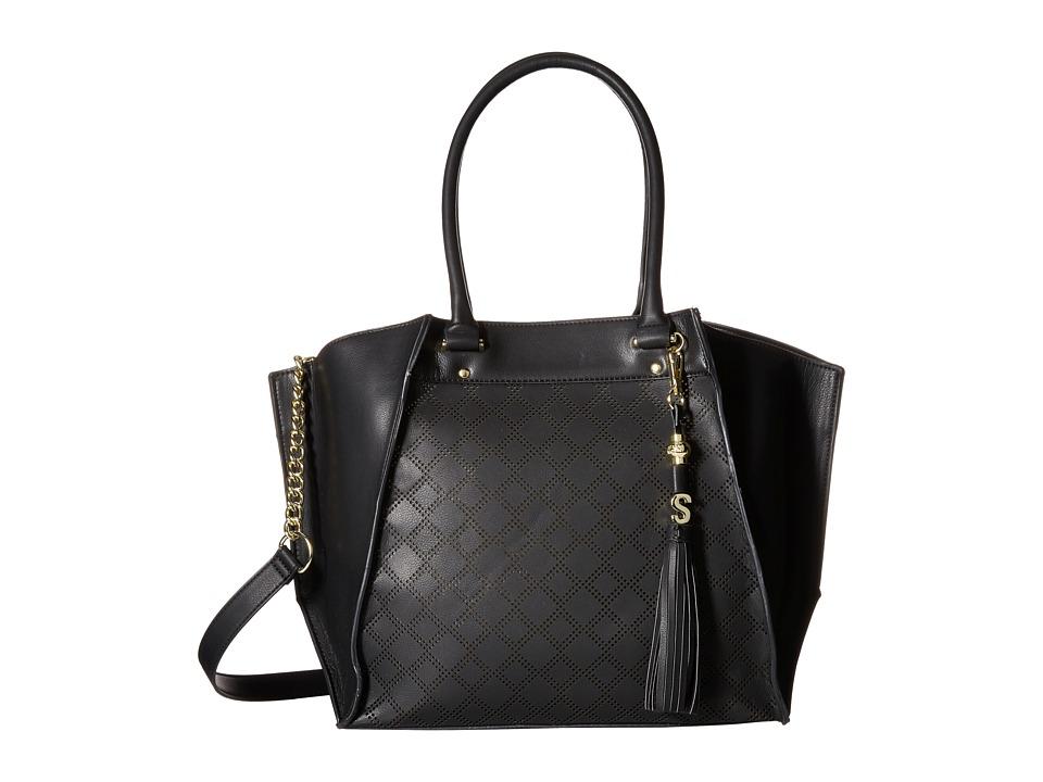 Steve Madden - Bshine Tote (Black) Tote Handbags