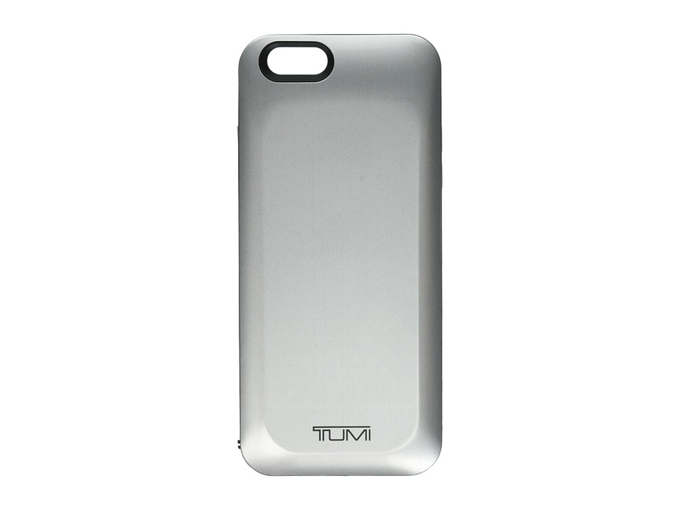 Tumi - 3,000 mAh Battery Case for iPhone 6 (Aluminum) Wallet