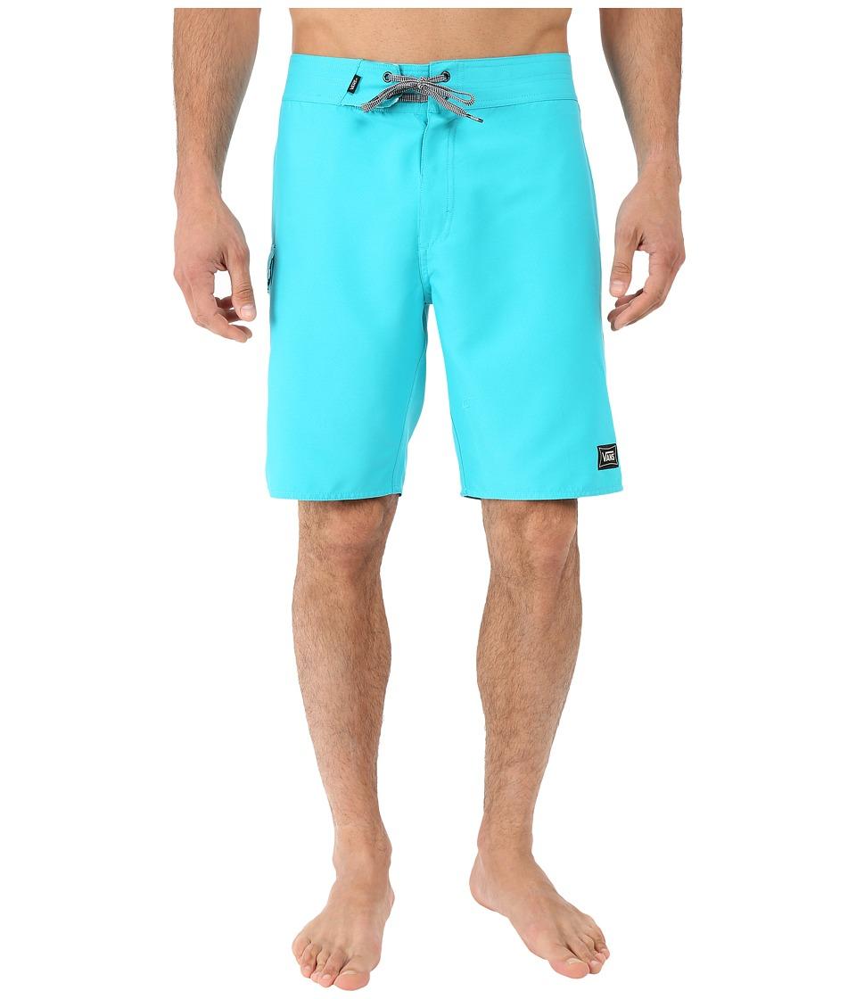Vans - Classic Solid Boardshort (Glacier) Men's Swimwear
