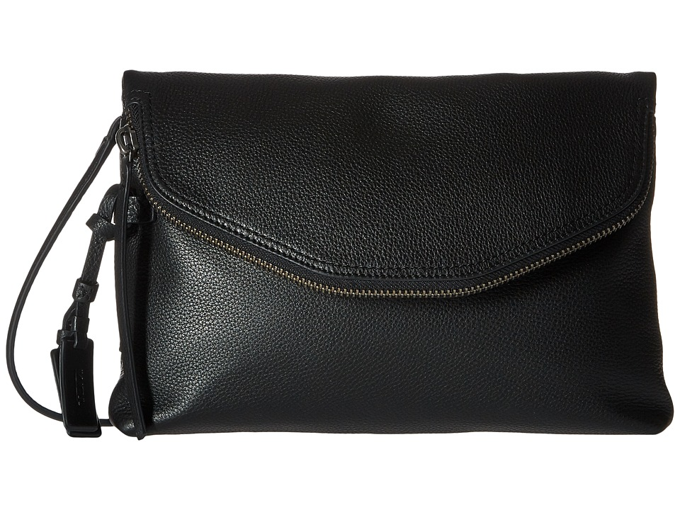 Tumi - Noho Chrystie East/West Crossbody (Black) Cross Body Handbags