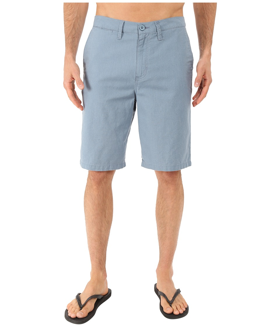 Vans - Dewitt Walkshort (Bluestone Heather) Men's Shorts
