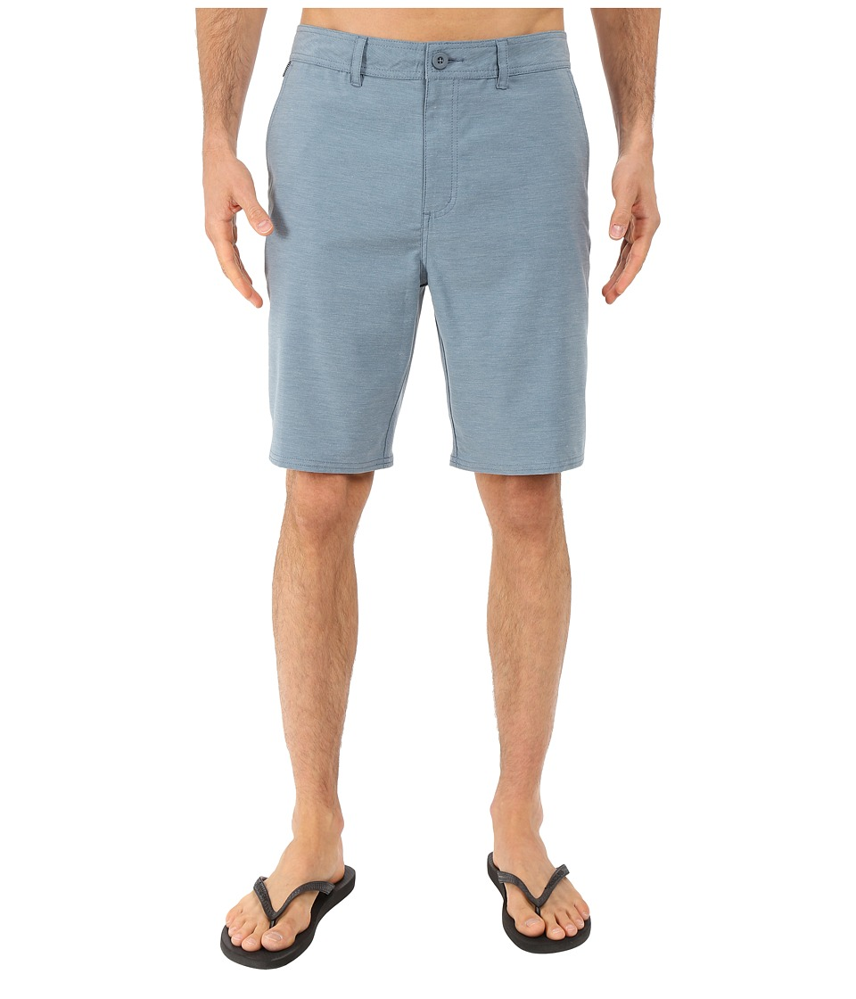 Vans - Baywell Decksider Walkshorts (Bluestone) Men's Shorts