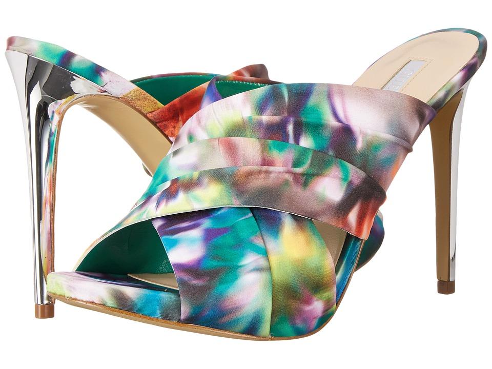 GUESS - Addey (Multi Fabric) High Heels